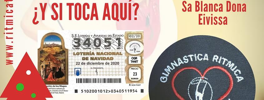 LOTERIA DE NAVIDAD CGR TANIT