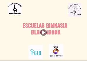 VIDEO ESCUELAS G. RITMICA Y ARTISTICA
